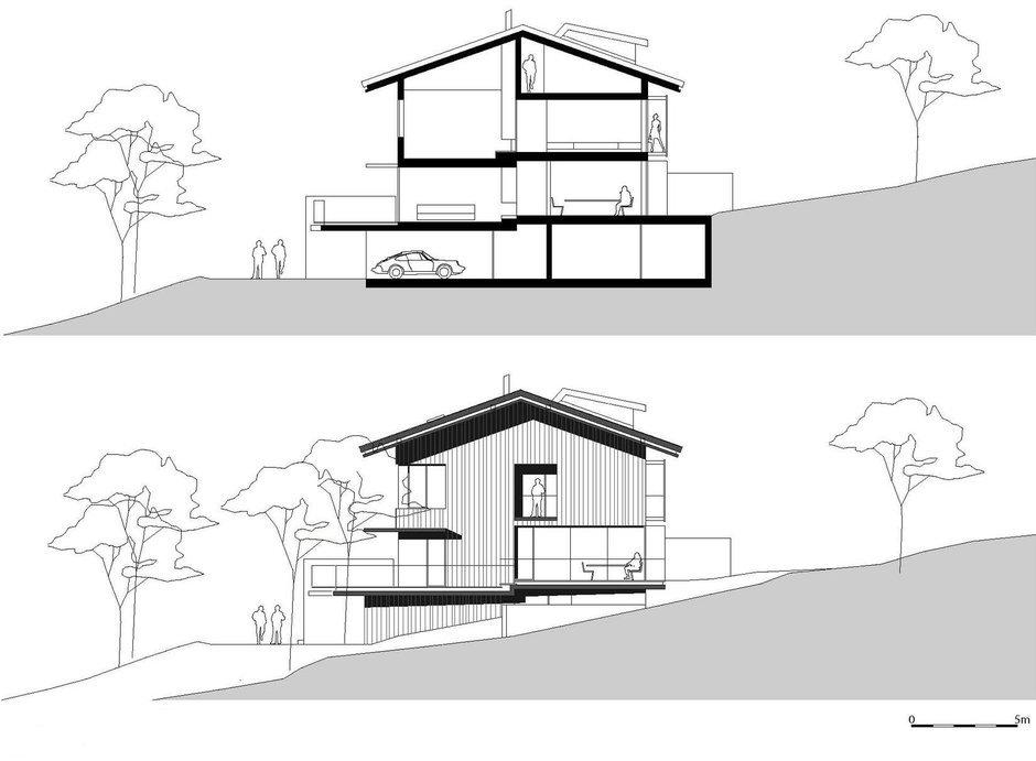 Фотография: Планировки в стиле , Дом, Дома и квартиры – фото на InMyRoom.ru