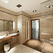 Фотография: Ванная в стиле Современный, Классический, Проект недели – фото на InMyRoom.ru