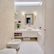 Фотография: Ванная в стиле Классический, Современный, Дом, Декор, Мебель и свет, Киев, Эко – фото на InMyRoom.ru