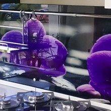 Фотография: Кухня и столовая в стиле Современный, Декор интерьера, Декор дома, Кухонный фартук – фото на InMyRoom.ru