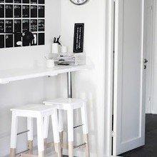 Фотография: Декор в стиле Скандинавский, Кухня и столовая, Декор интерьера, Мебель и свет – фото на InMyRoom.ru
