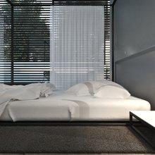 Фотография: Спальня в стиле Современный, Декор интерьера, Дом, Дома и квартиры, Архитектурные объекты, Проект недели – фото на InMyRoom.ru