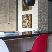 Фотография: Декор в стиле Эклектика, Современный, Проект недели, Москва, Дарья Назаренко, Евгений Кулибаба, сталинка – фото на InMyRoom.ru