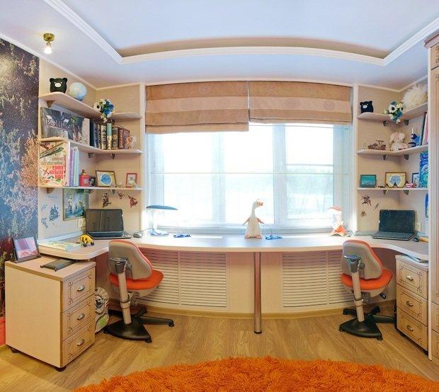 Фотография: Офис в стиле Современный, Декор интерьера, Малогабаритная квартира, Квартира, Декор дома, Диван, Комод, Подоконник – фото на InMyRoom.ru