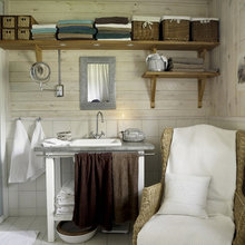 Фотография: Ванная в стиле Кантри, Современный – фото на InMyRoom.ru