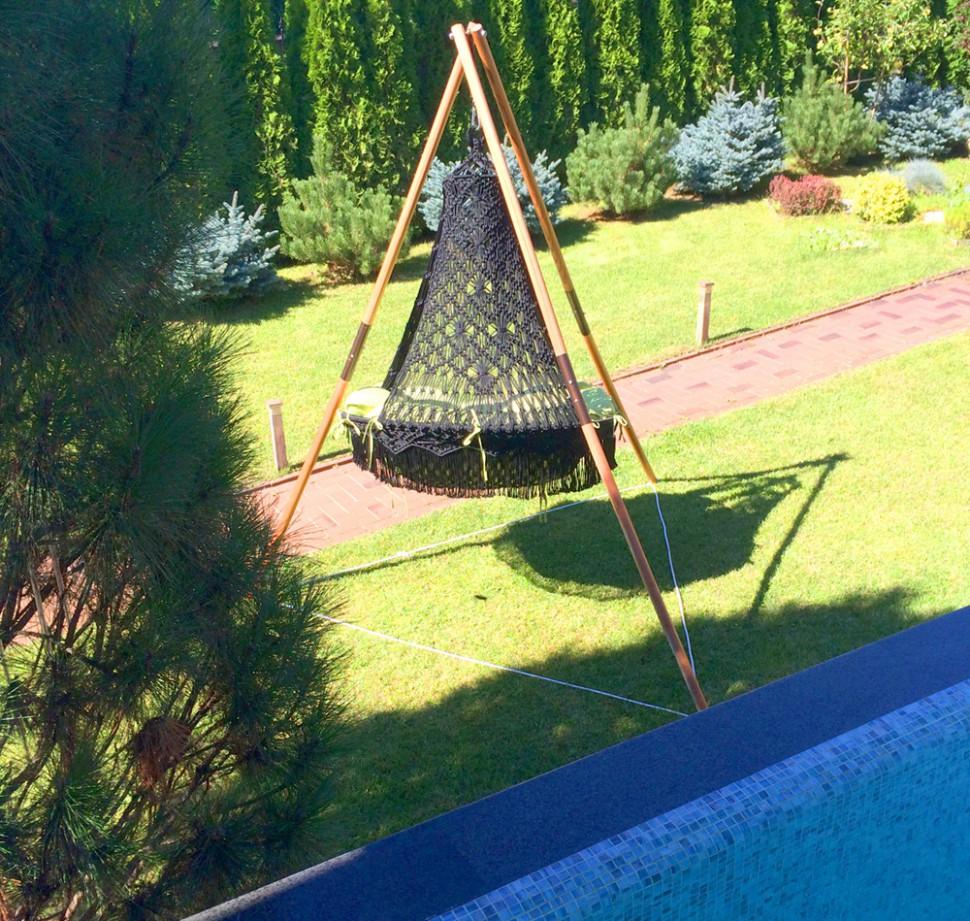 Купить Каркас майя для подвесных кресел Gartagena Aruba дерево, inmyroom, Китай