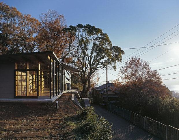 Фотография: Архитектура в стиле Современный, Дом, Дома и квартиры, Япония – фото на InMyRoom.ru