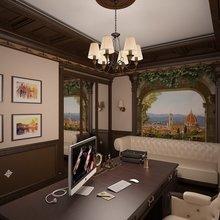 Фото из портфолио Home office – фотографии дизайна интерьеров на InMyRoom.ru