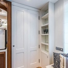 Фотография:  в стиле Современный, Кухня и столовая, Декор интерьера, Квартира, Интерьер комнат, Тема месяца – фото на InMyRoom.ru