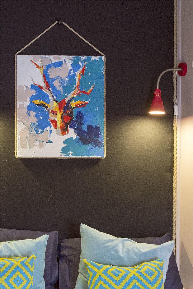 Фотография: Прочее в стиле , Декор интерьера, Интерьер комнат, Переделка, Ремонт, Илья Хомяков – фото на InMyRoom.ru