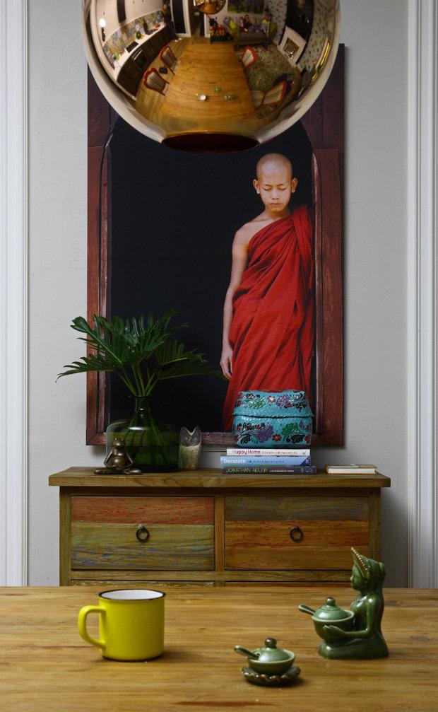 Фото из портфолио Разноцветный интерьер: стильное буйство красок!.... – фотографии дизайна интерьеров на INMYROOM