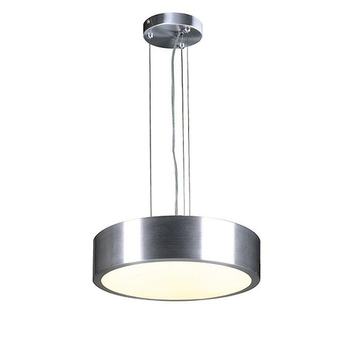 Светильник подвесной с Э-ПРА SLV Medo серебристый