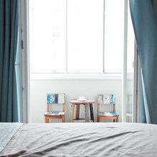 Фотография: Спальня в стиле Лофт, Эко, Скандинавский, Современный, Квартира, Проект недели – фото на InMyRoom.ru