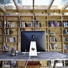 Фотография: Офис в стиле Кантри, Современный, Кабинет, Стиль жизни, Советы – фото на InMyRoom.ru