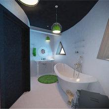 Фото из портфолио Концепт проекты – фотографии дизайна интерьеров на InMyRoom.ru