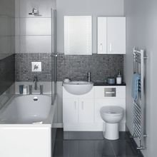 Фотография: Ванная в стиле Современный, Декор интерьера, Квартира, Дом – фото на InMyRoom.ru