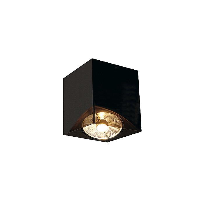 Светильник накладной SLV Acrylbox черный