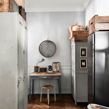 Фото из портфолио  Винтажный интерьер в Париже – фотографии дизайна интерьеров на InMyRoom.ru