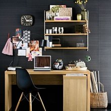 Фото из портфолио Eames Plastic Chair – фотографии дизайна интерьеров на InMyRoom.ru