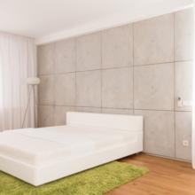 Фотография: Спальня в стиле Минимализм, Декор интерьера, Квартира, Декор, Советы, минимализм в интерьере, как оформить интерьер в стиле минимализм, минималистский интерьер, стиль в интерьере – фото на InMyRoom.ru