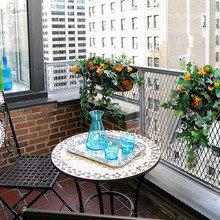 Фотография: Балкон в стиле Кантри, Декор интерьера, Советы, Ирина Фицук – фото на InMyRoom.ru