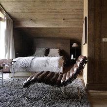 Фотография: Спальня в стиле Кантри, Дом, Дома и квартиры, Эко, Шале – фото на InMyRoom.ru