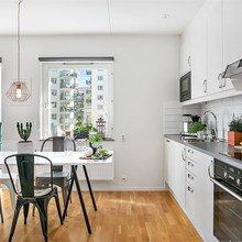 Фото из портфолио Kvillegatan 37, vån 2 Centrala Hisingen, Göteborg – фотографии дизайна интерьеров на InMyRoom.ru