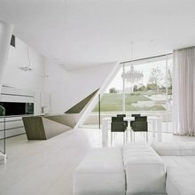 Фото из портфолио minimalism – фотографии дизайна интерьеров на InMyRoom.ru