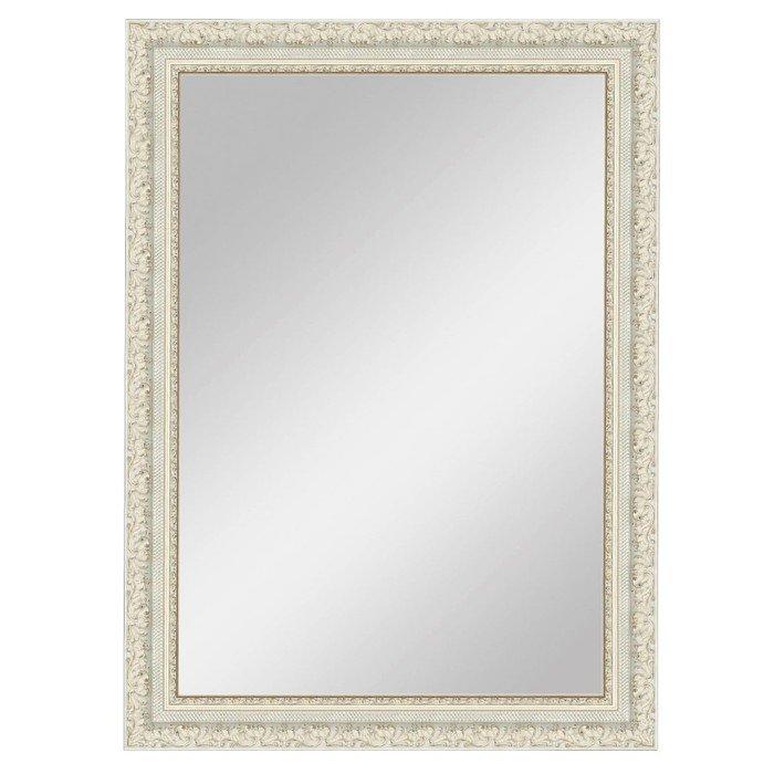 """Зеркало большое в деревянной раме """"Дениза"""""""