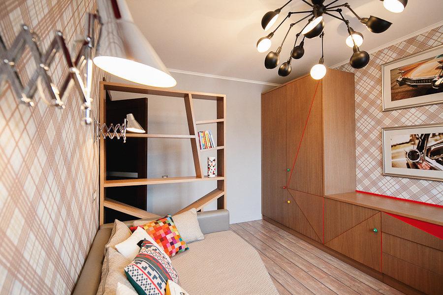 Фотография:  в стиле Современный, Детская, Интерьер комнат, Лондон – фото на InMyRoom.ru