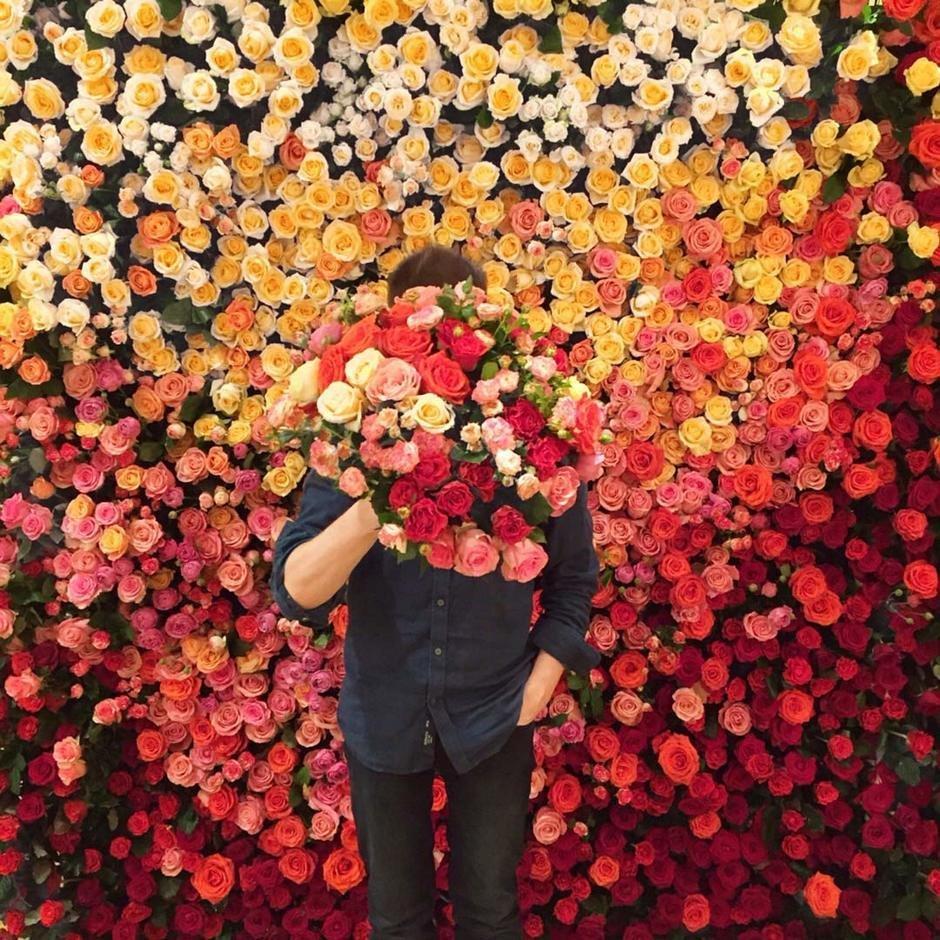 Фотография: Детская в стиле Современный, Флористика, Декор, Интервью, Макс Лангу – фото на InMyRoom.ru
