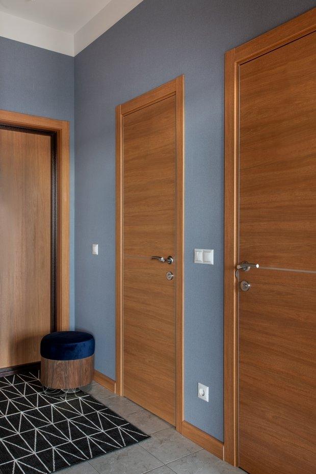 Фотография: Прихожая в стиле Современный, Малогабаритная квартира, Квартира, Проект недели, Москва, 1 комната, 40-60 метров, Светлана Краснова – фото на INMYROOM