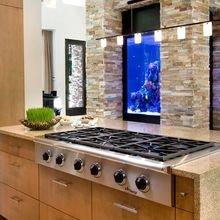 Фотография: Кухня и столовая в стиле Современный, Декор интерьера, Мебель и свет, Декор дома – фото на InMyRoom.ru