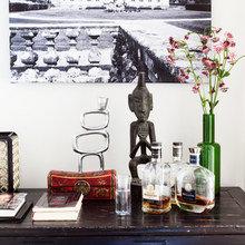 Фото из портфолио Cмесь классики, этно и блошиного рынка – фотографии дизайна интерьеров на INMYROOM