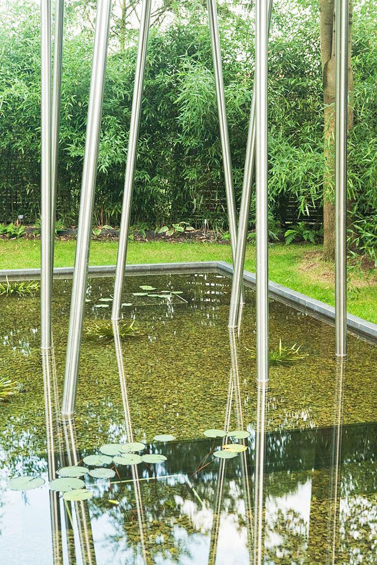 Фотография: Ландшафт в стиле Современный, Декор интерьера, Дом, Дома и квартиры, Архитектурные объекты – фото на InMyRoom.ru