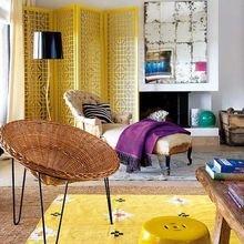 Фотография: Гостиная в стиле Восточный, Современный, Декор интерьера, Дизайн интерьера, Цвет в интерьере – фото на InMyRoom.ru