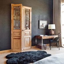 Фотография: Спальня в стиле Кантри, Декор интерьера, Дом, Франция, Дома и квартиры – фото на InMyRoom.ru
