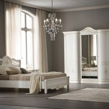 Фото из портфолио Спальня Италии VIVALDI Avorio со склада в Москве – фотографии дизайна интерьеров на InMyRoom.ru