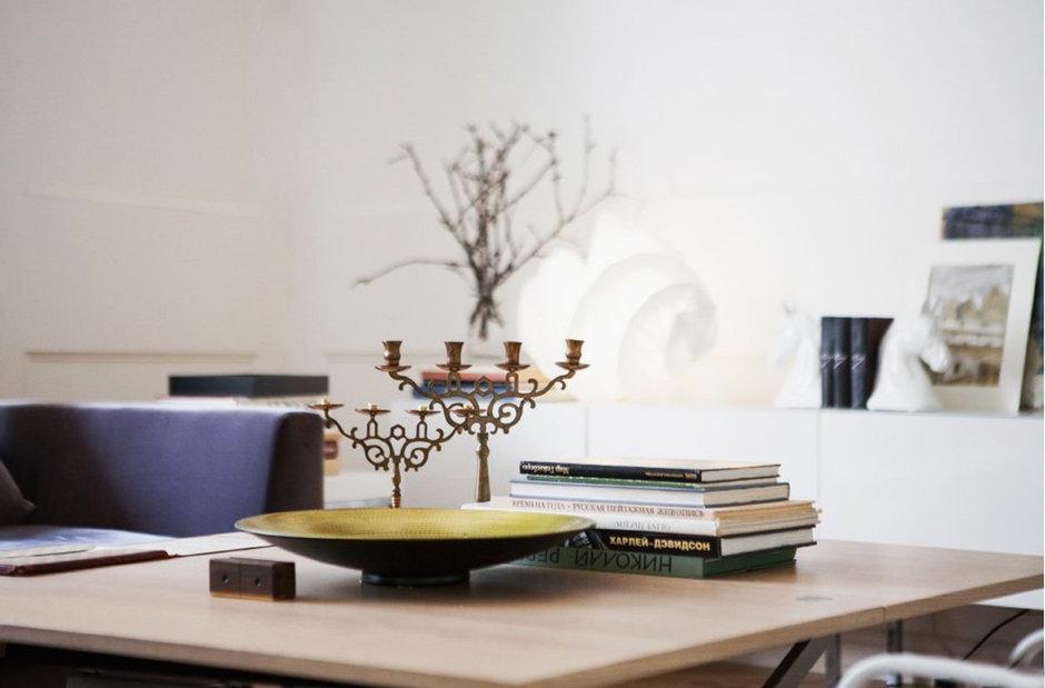 Фотография: Декор в стиле , Современный, Квартира, Дома и квартиры, Проект недели – фото на InMyRoom.ru