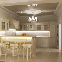 Фото из портфолио проект квартиры в классическом стиле – фотографии дизайна интерьеров на InMyRoom.ru
