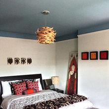 Фотография: Спальня в стиле Минимализм, Декор интерьера, Дизайн интерьера, Цвет в интерьере – фото на InMyRoom.ru