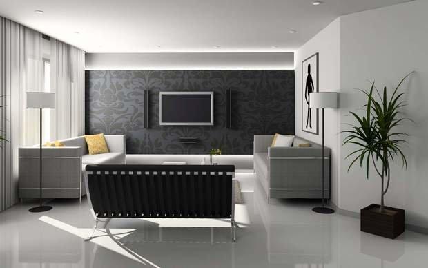 Фотография: Гостиная в стиле Современный, Хай-тек, Декор интерьера, Дизайн интерьера, Цвет в интерьере – фото на InMyRoom.ru