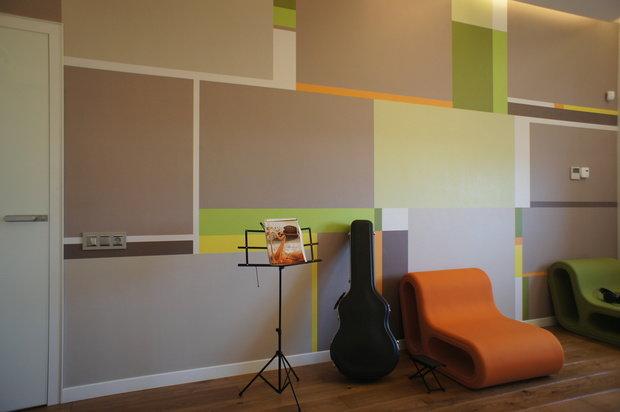 Фото из портфолио Реализация дизайн-проекта квартиры в Хамовниках – фотографии дизайна интерьеров на INMYROOM