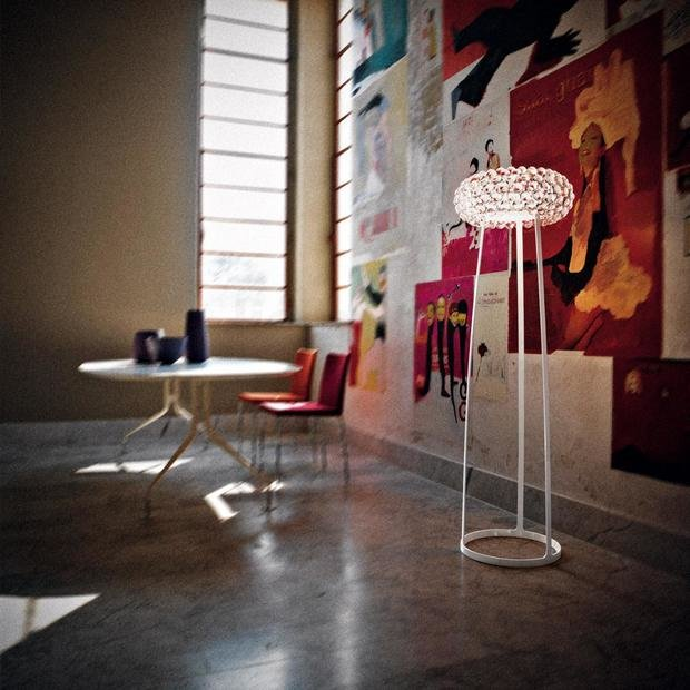 Фотография: Декор в стиле Современный, Эклектика, Декор интерьера, Освещение, Flos, Мебель и свет, Patricia Urquiola – фото на InMyRoom.ru