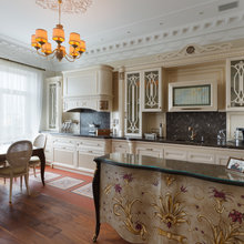 Фото из портфолио Квартира - СПб - Морской пр. – фотографии дизайна интерьеров на INMYROOM