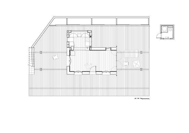Фотография: Планировки в стиле , Дом, Дома и квартиры, Городские места, Переделка – фото на InMyRoom.ru