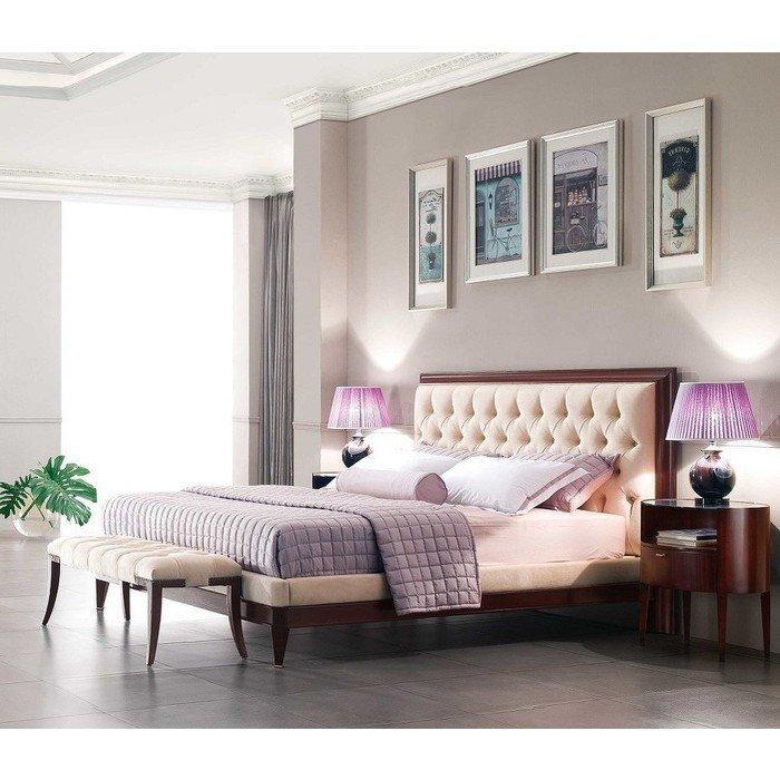 "Кровать с решеткой FRATELLI BARRI ""MESTRE"" 160х200"