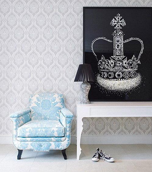 Фотография: Мебель и свет в стиле Классический, Эклектика, Дома и квартиры, Интерьеры звезд – фото на INMYROOM