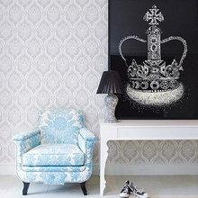 Фотография: Мебель и свет в стиле Классический, Эклектика, Дома и квартиры, Интерьеры звезд – фото на InMyRoom.ru