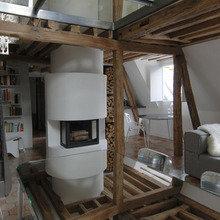 Фотография: Гостиная в стиле , Дом, Дома и квартиры, Проект недели – фото на InMyRoom.ru